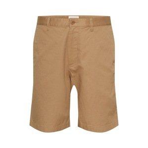 WOOD WOOD Chino kalhoty 'Jonathan'  světle hnědá