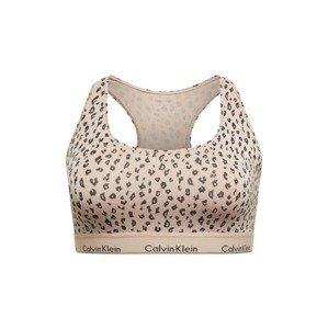 Calvin Klein Underwear Podprsenka  růžová