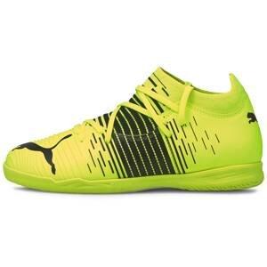 PUMA Sportovní boty 'Future Z 3.1 Indoor'  svítivě žlutá / černá