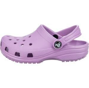 Crocs Otevřená obuv  fialová