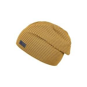 STERNTALER Čepice  černá / žlutá