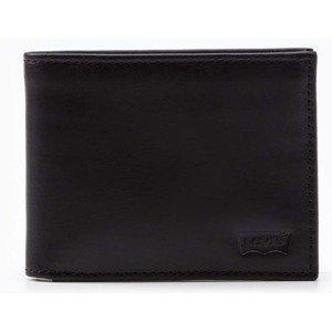 LEVI'S Peněženka  černá