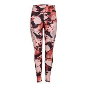 ONLY PLAY Sportovní kalhoty 'ONPJABINA'  pastelově červená / bordó / růžová