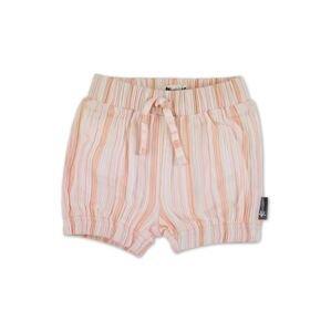 STERNTALER Kalhoty  růžová / světle růžová / zlatě žlutá / bílá