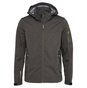 KILLTEC Sportovní bunda 'Vojak'  zelená / černá