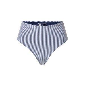 Superdry Spodní díl plavek  bílá / námořnická modř