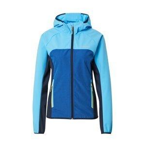 ICEPEAK Outdoorová bunda 'DECORAH'  modrá / světlemodrá / noční modrá