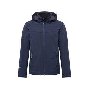 ICEPEAK Outdoorová bunda 'Brimfield'  noční modrá