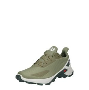SALOMON Běžecká obuv 'ALPHACROSS BLAST'  zelená