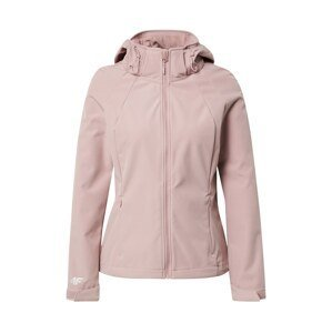 4F Outdoorová bunda  pink
