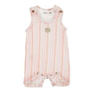STERNTALER Laclové kalhoty  pastelově růžová / pink / humrová