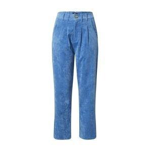 Daisy Street Kalhoty se sklady v pase 'HANNAH'  královská modrá