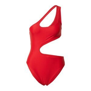 Public Desire Plavky  světle červená