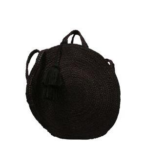 ONLY Plážová taška 'HOPE'  černá