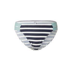 ESPRIT Spodní díl plavek 'TAMPA'  námořnická modř / bílá / světlemodrá