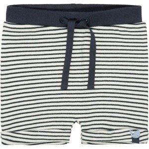 STACCATO Kalhoty  bílá / tmavě modrá