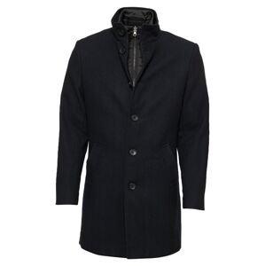 Bruun & Stengade Přechodný kabát 'Ontario'  antracitová