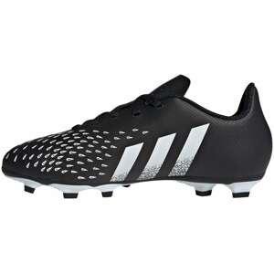 ADIDAS PERFORMANCE Sportovní boty 'Predator Freak '  černá / bílá