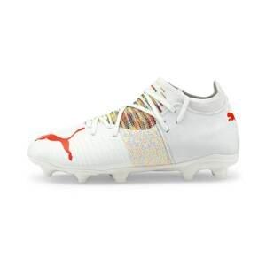 PUMA Sportovní boty 'Future Z 3.1'  bílá / červená / mix barev