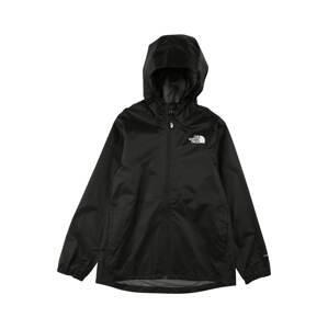 THE NORTH FACE Funkční bunda  černá / bílá