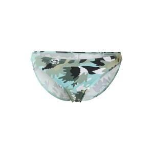 ESPRIT Spodní díl plavek 'HERA'  khaki / mátová / černá / tmavě zelená