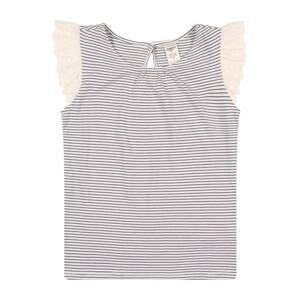 OshKosh Tričko  bílá / modrá