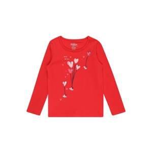 OshKosh Tričko  červená / modrá / světle růžová