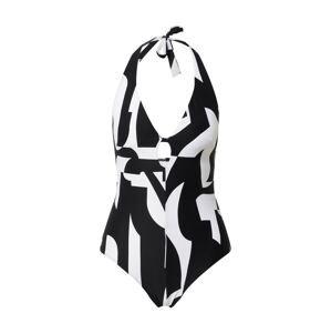 ESPRIT Plavky 'LIDO'  černá / bílá