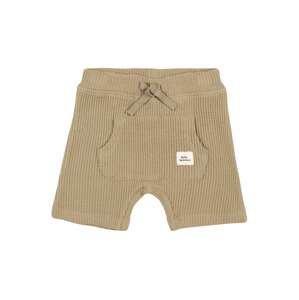 NAME IT Kalhoty 'Hardy'  khaki