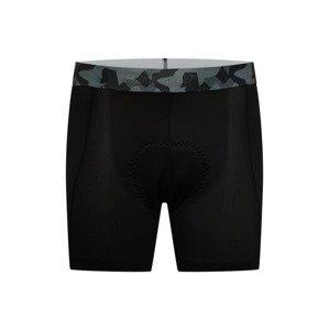 ZIENER Sportovní kalhoty 'NEPO'  černá / šedá