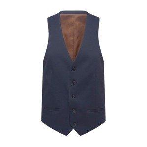 River Island Vesta k obleku 'EDWARD'  námořnická modř / modrá