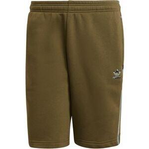 ADIDAS ORIGINALS Kalhoty  khaki / světlemodrá / černá / pastelově zelená