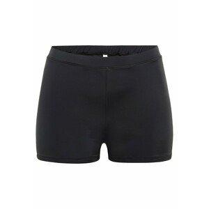 SHEEGO Plavecké šortky  černá