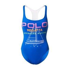 POLO RALPH LAUREN Plavky 'REGATTA'  mix barev / modrá