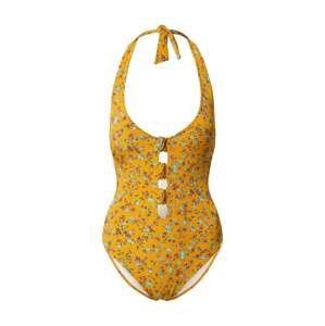 watercult Plavky  zlatě žlutá / aqua modrá / rezavě červená