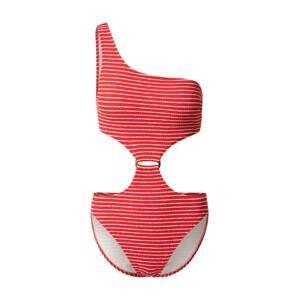 Seafolly Plavky 'Chilli'  červená / bílá