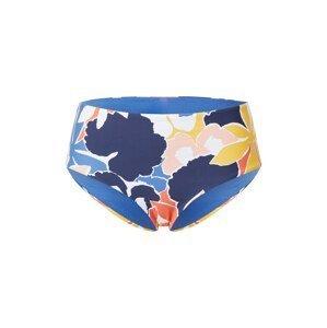 Seafolly Spodní díl plavek  modrá / tmavě modrá / oranžová / žlutá