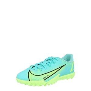 NIKE Sportovní boty 'Vapor 14'  tyrkysová / černá / svítivě žlutá