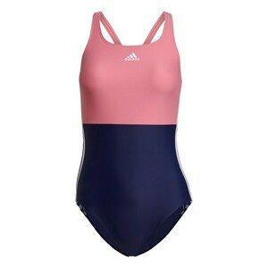 ADIDAS PERFORMANCE Sportovní plavky  tmavě modrá / růžová