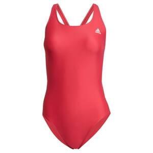 ADIDAS PERFORMANCE Sportovní plavky  červená