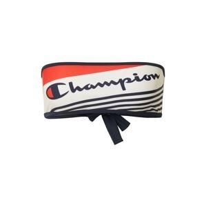Champion Authentic Athletic Apparel Horní díl plavek  bílá / melounová / tmavě modrá