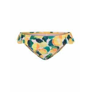 Shiwi Spodní díl plavek  bílá / oranžová / petrolejová / tmavě zelená / světle zelená