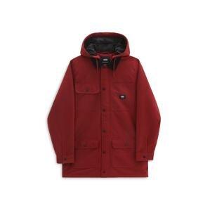 VANS Zimní bunda  červená třešeň