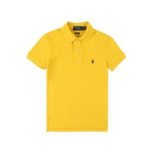 Polo Ralph Lauren Tričko  žlutá / modrá