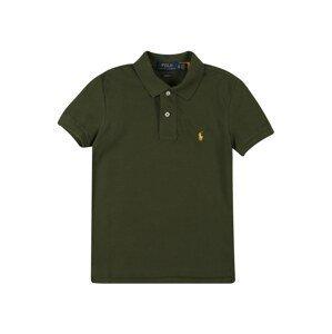 Polo Ralph Lauren Tričko  tmavě zelená
