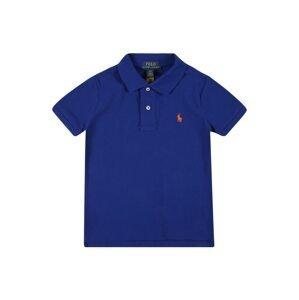 POLO RALPH LAUREN Tričko  tmavě modrá