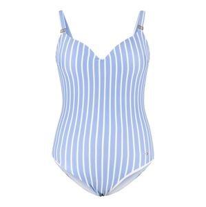 Tommy Hilfiger Underwear Plavky  světlemodrá / bílá