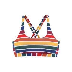 LASCANA Horní díl plavek 'Pride'  mix barev