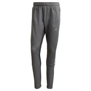 ADIDAS PERFORMANCE Sportovní kalhoty  bílá / tmavě šedá / antracitová