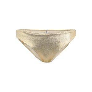 ETAM Spodní díl plavek 'AMAZONE'  zlatá